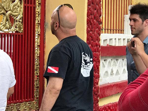 Phái Vịnh Xuân Nam Anh nói gì về việc Nam Huỳnh Đạo từ chối tiếp Flores?