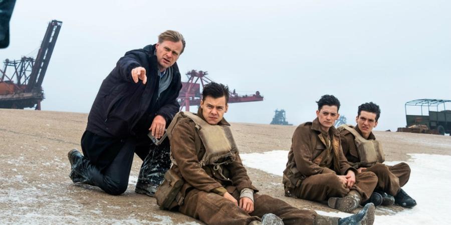 'Cuoc di tan Dunkirk': Canh bac lon cua Christopher Nolan hinh anh 1