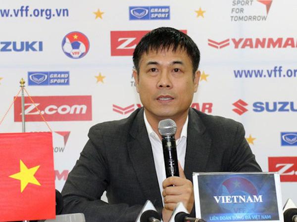 HLV Nguyễn Hữu Thắng: Chiến đấu hết mình, không chủ hòa trước Hàn Quốc