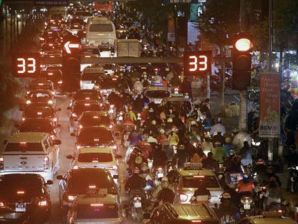 Thói xấu của người Việt khi tham gia giao thông