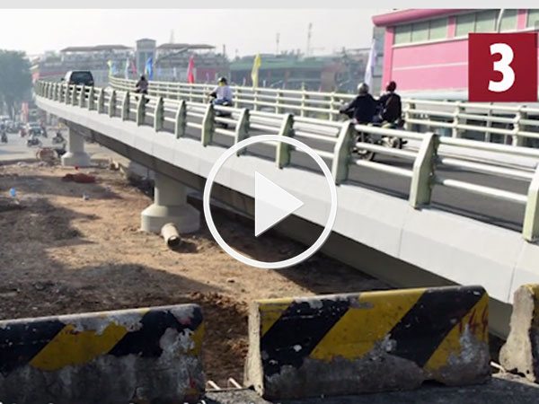 Video: Những công trình cấp bách của TP HCM sắp hoàn thành