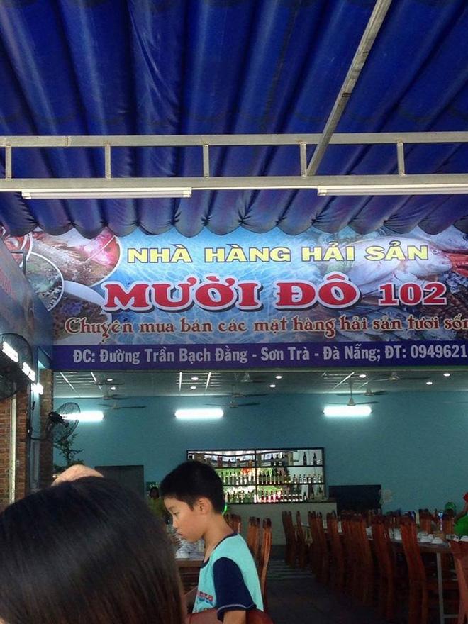 Đĩa thịt lèo tèo giá 120.000 đồng, khách du lịch tố quán ăn ở Đà Nẵng chặt chém - Ảnh 1.