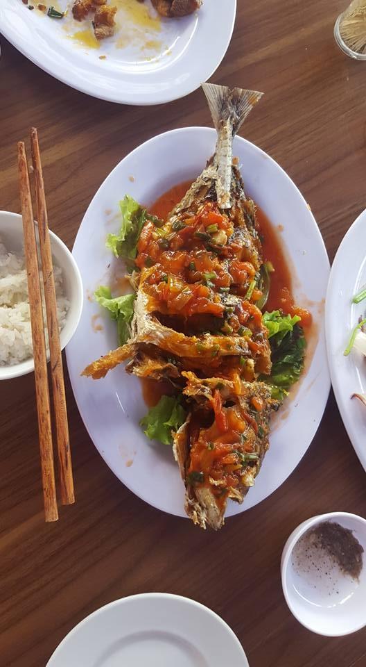 Đĩa thịt lèo tèo giá 120.000 đồng, khách du lịch tố quán ăn ở Đà Nẵng chặt chém - Ảnh 4.