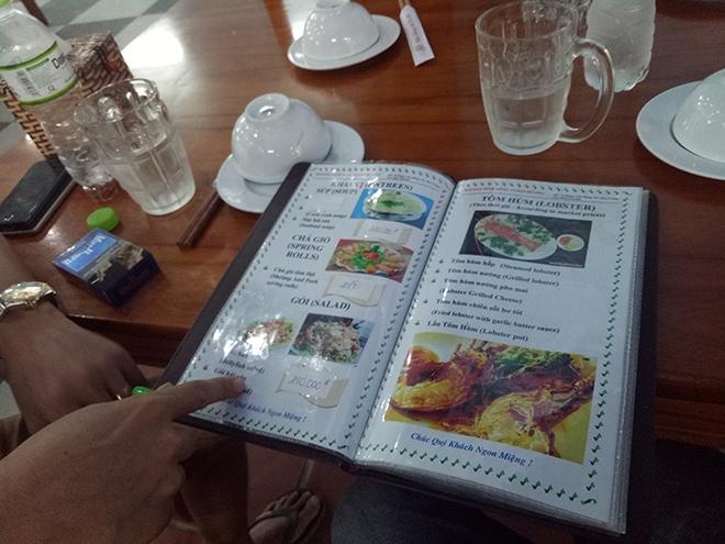 Đĩa thịt lèo tèo giá 120.000 đồng, khách du lịch tố quán ăn ở Đà Nẵng chặt chém - Ảnh 5.