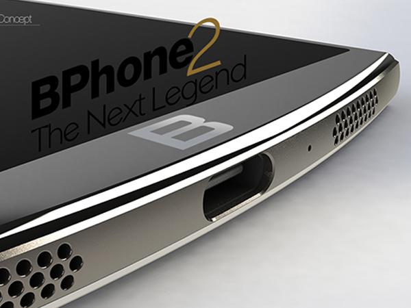 Bphone 2 sẽ có viền bo tròn như iPhone
