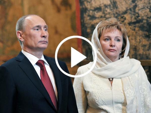 Video Cuộc sống bí ẩn của vợ cũ Tổng thống Putin