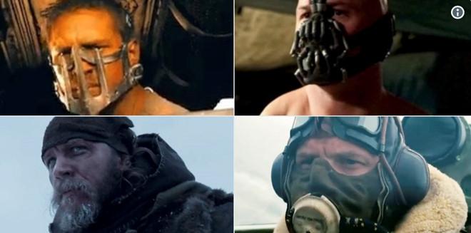 Vi sao Tom Hardy luon bi che mat trong phim cua Christopher Nolan? hinh anh 2