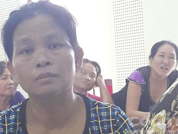 12 tháng tù giam cho người vợ vô tình giết chết chồng vì đá vào