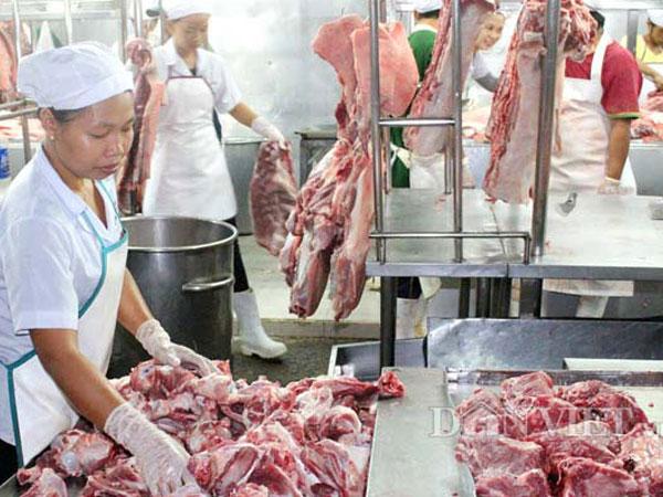 Bộ NNPTNT: Giá lợn tăng do Trung Quốc nhập hàng trở lại