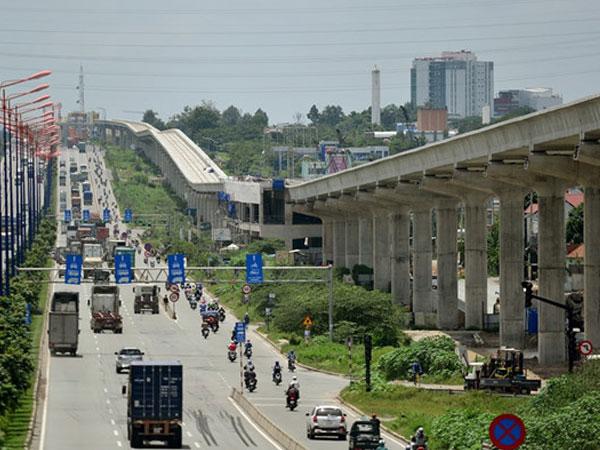 Đói vốn, metro Sài Gòn lại xin tạm ứng 500 tỷ để trả nợ nhà thầu