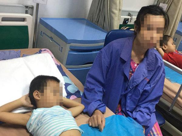 Khởi tố điều tra vụ 79 trẻ mắc sùi mào gà ở Hưng Yên