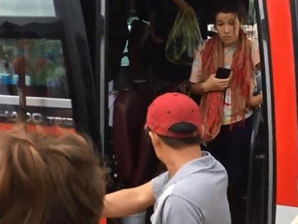 Vụ đuổi khách Tây xuống xe ở Nha Trang: Thanh tra hãng xe Việt Nhật