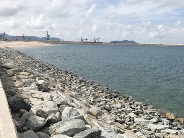 Bộ Tài nguyên - Môi trường: Formosa Hà Tĩnh được lấn biển để chôn xỉ thải