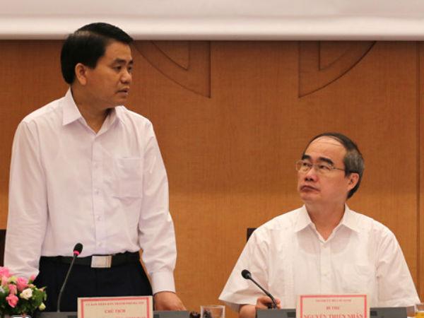 Chủ tịch Hà Nội: Vụ việc ở phường Văn Miếu khiến thủ đô
