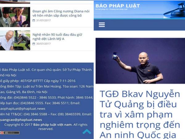 ĐH Bách khoa HN lên tiếng vụ đưa tin bịa đặt về ông Nguyễn Tử Quảng