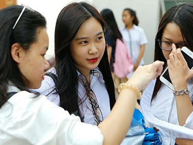 Điểm chuẩn Đại học Kinh tế quốc dân cao nhất trong 3 năm
