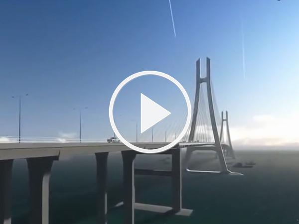 Video Đồng bằng sông Cửu Long sắp có 2 cây cầu trọng điểm