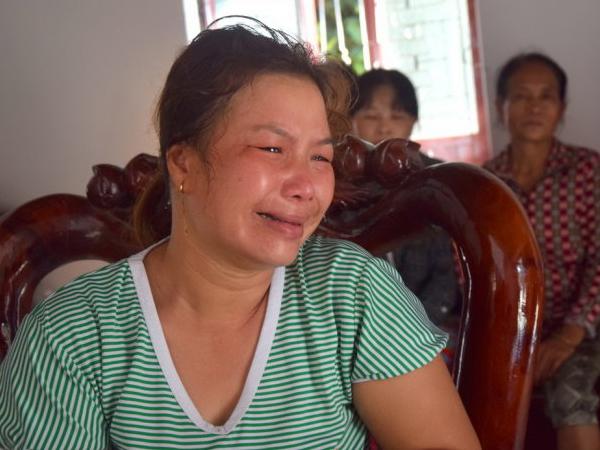 5 ngư dân mất tích ở Hoàng Sa: Làng chài chìm trong buồn đau