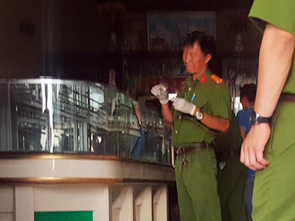 Hai kẻ bịt mặt cướp 10 lượng vàng ở Long An bị bắt