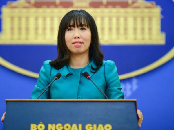 Việt Nam phản đối Trung Quốc xây dụng rạp phim ở Hoàng Sa