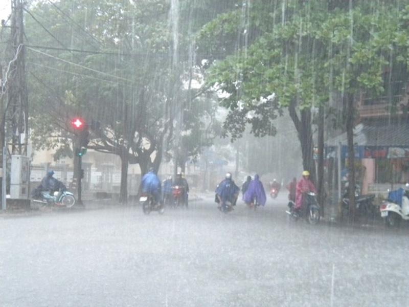 Kết quả hình ảnh cho mưa rào hà nội