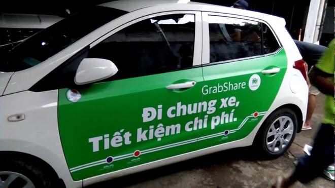 Bo Giao thong Van tai: UberPOOL va GrabShare giong nhu xe du tra hinh hinh anh 2