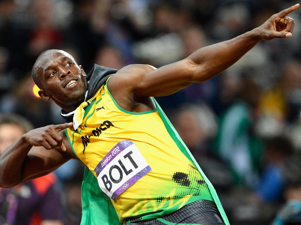 London: Lần cuối cùng của Usain Bolt