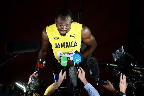 London: Lan cuoi cung cua Usain Bolt hinh anh 1