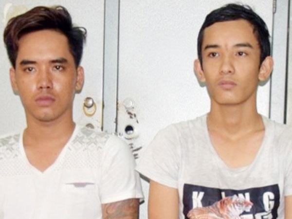 Hai kẻ bắn cảnh sát bằng súng tự chế bị bắt