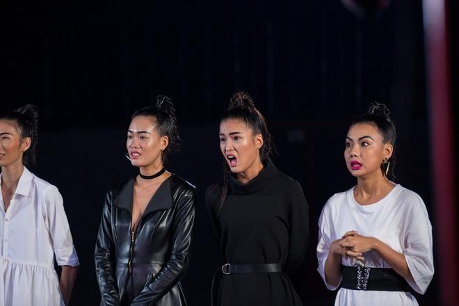 Nhà chung dậy sóng vì Chà Mi, Lại Thanh Hương bị loại khỏi Next Top như lời đồn - Ảnh 1.