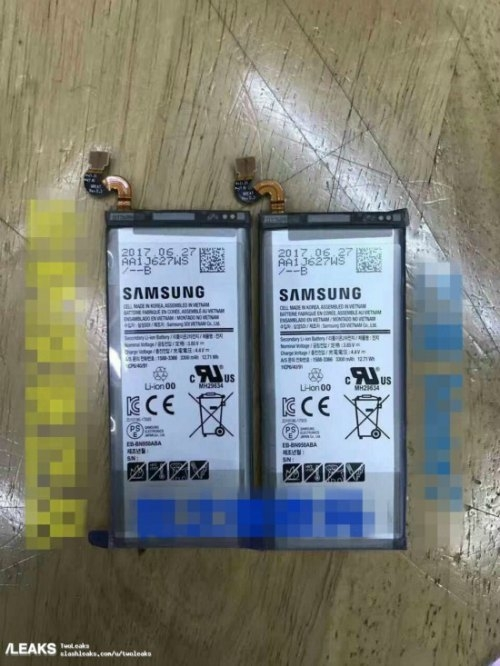 galaxy note 8 se co pin 3300 mah hinh anh 1