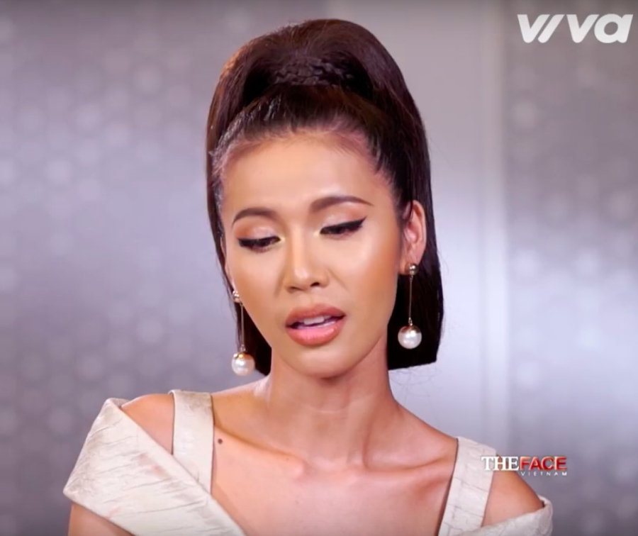 Minh Tu o The Face: Ca tinh qua doi khi thanh 'xau tinh' hinh anh 1