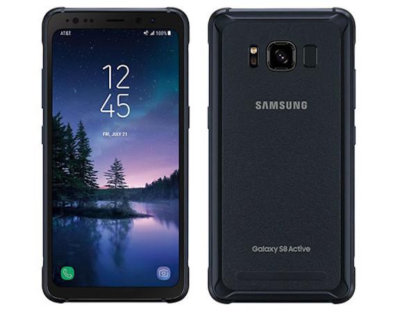 Samsung ra mắt Galaxy S8 Active trong tuần này