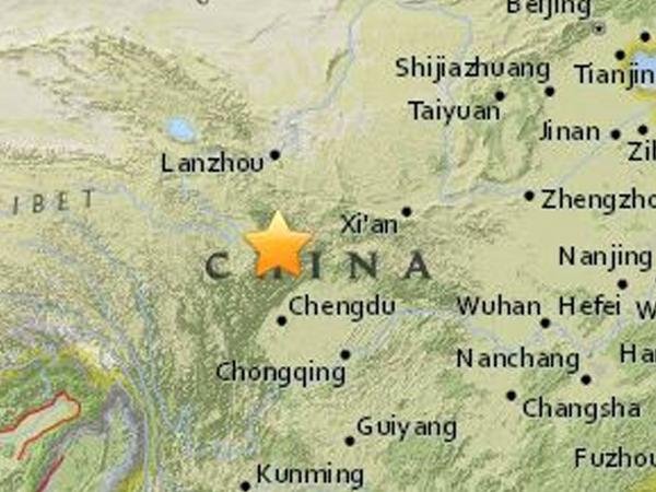 TQ: Động đất mạnh gần khu du lịch Cửu Trại Câu, 5 người chết