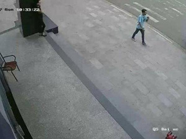 Vụ rút tiền ATM, bị trộm ôtô: Thêm hình ảnh, video rõ ràng tên trộm