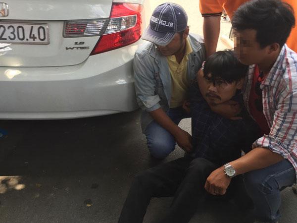 Nghi phạm trộm ô tô ở Becamex Tower là một Việt kiều Mỹ