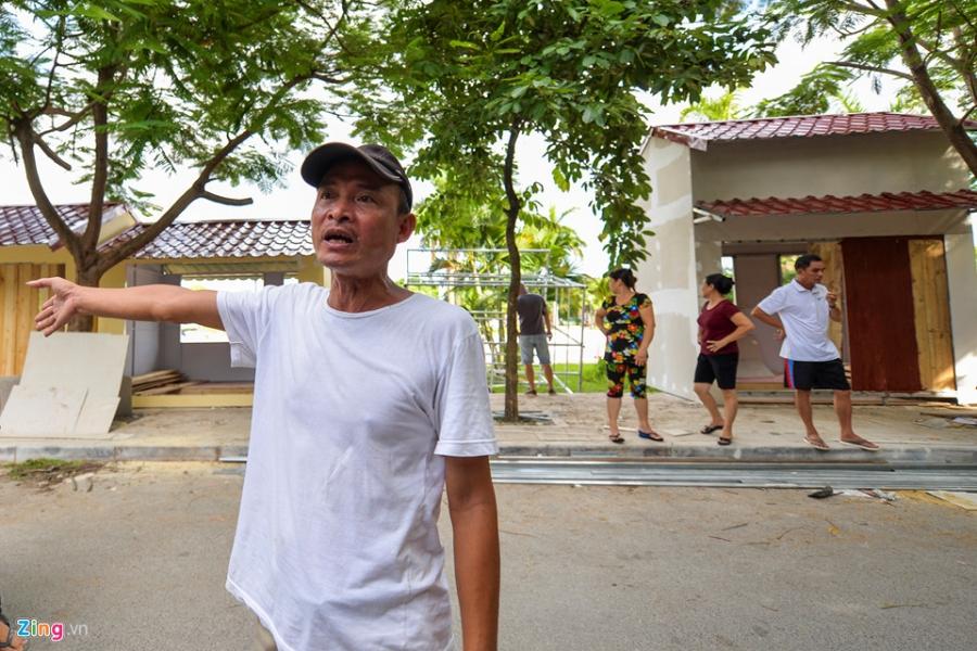 Cac gian hang o pho di bo Trinh Cong Son phai thao do vi dan phan doi hinh anh 8