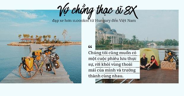 Đôi vợ chồng Việt - Hung đạp xe hơn 11.000km từ Hungary về Việt Nam - Ảnh 5.