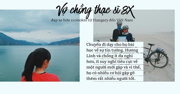 Đôi vợ chồng Việt - Hung đạp xe hơn 11.000km từ Hungary về Việt Nam - Ảnh 10.