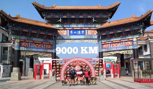 Đôi vợ chồng Việt - Hung đạp xe hơn 11.000km từ Hungary về Việt Nam - Ảnh 18.