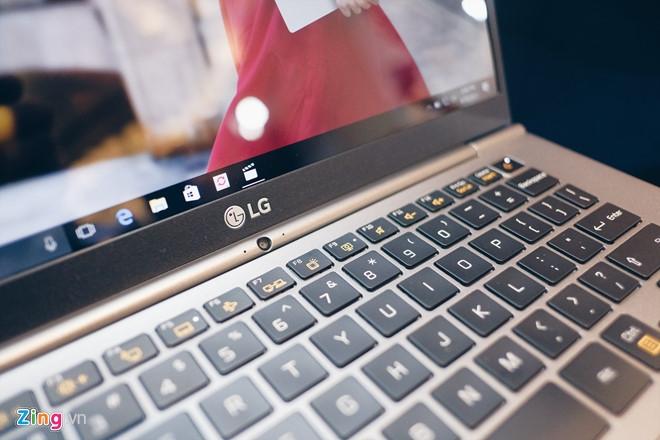LG ra mat laptop nhe nhat the gioi tai Viet Nam hinh anh 5