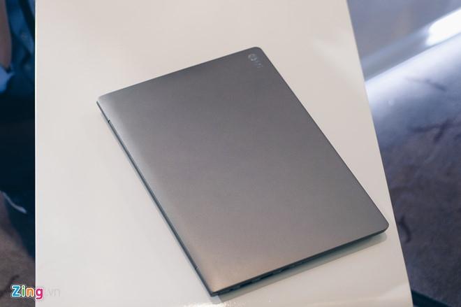 LG ra mat laptop nhe nhat the gioi tai Viet Nam hinh anh 8