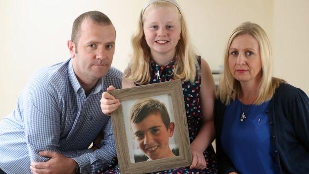 """Sau cái chết của con trai, cặp đôi lên tiếng cảnh báo về 4 chữ """"T"""" giúp phát hiện căn bệnh chết người - Ảnh 5."""