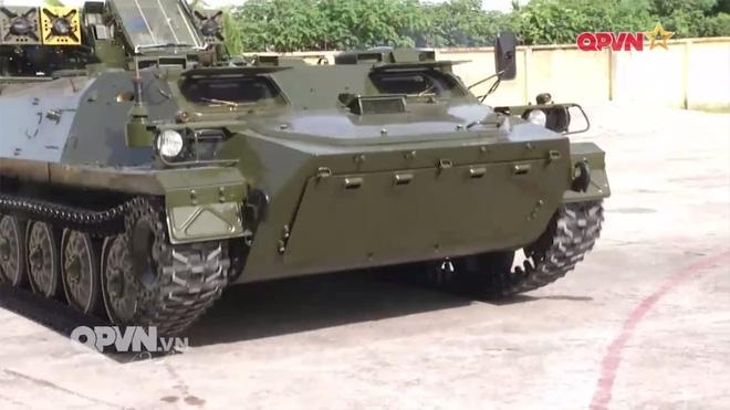 Việt Nam tự chủ hiện đại hóa tên lửa phòng không tự hành tầm thấp - Ảnh 3.