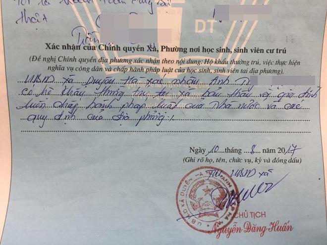 """vu phe """"ly lich xau"""" o ha noi: """"xin loi dan va cap lai ngay, giai thich sau"""" hinh anh 1"""