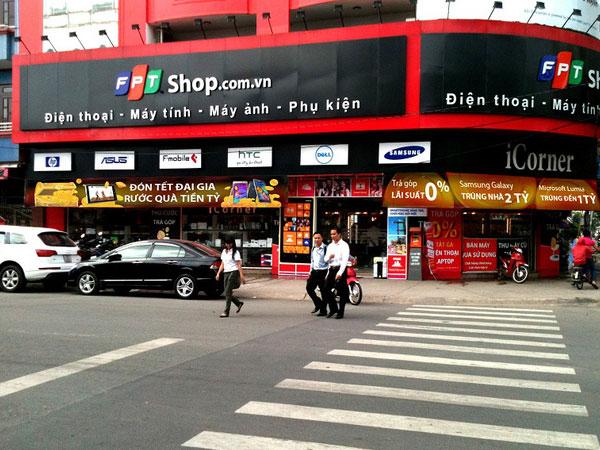 FPT bán 30% vốn FPT Retail cho Dragon Capital và VinaCapital