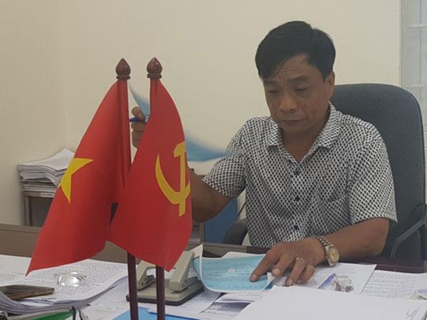 Gặp Chủ tịch xã ở Hà Nội