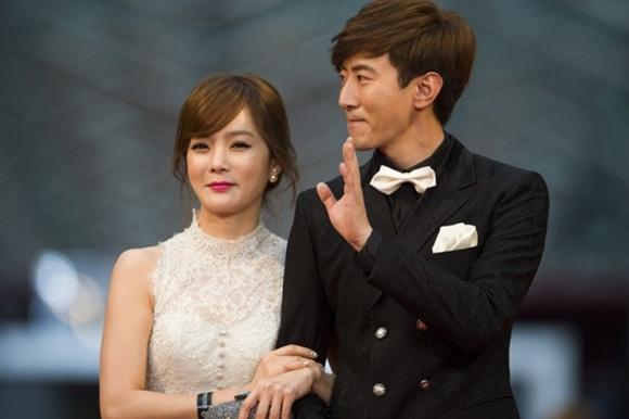 chuyện làng sao,đám cưới Chae Rim và Cao Tử Kỳ,Chae Rim đã kết hôn,Chae Rim mang thai, sao Hàn