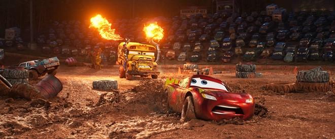 Co gi moi trong phan 3 loat phim 'Cars' dinh dam cua Pixar? hinh anh 3