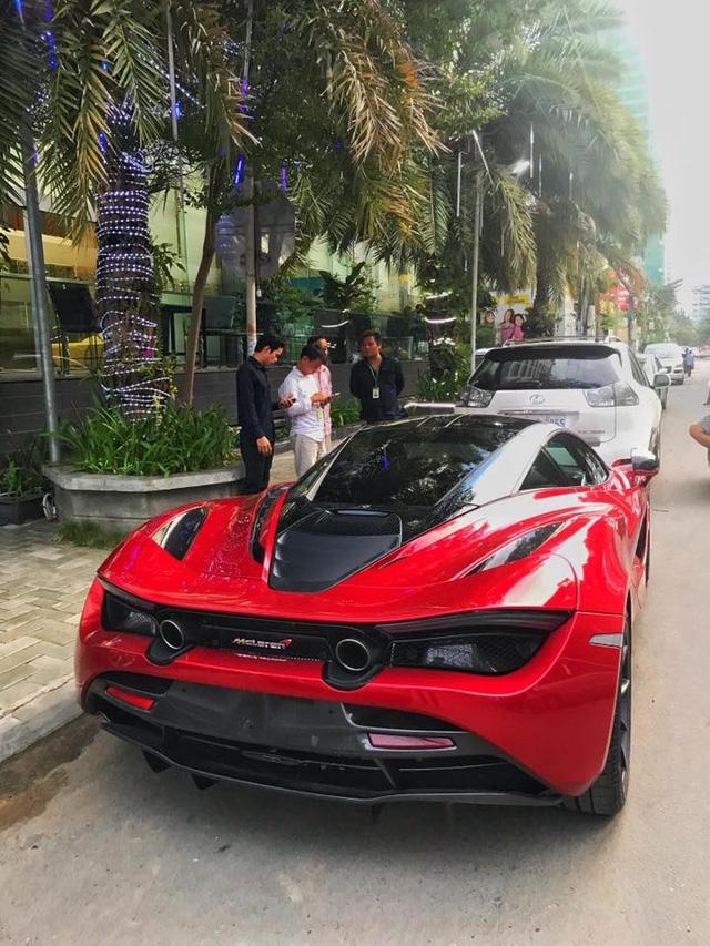 McLaren 720S đầu tiên xuất hiện tại Campuchia, đại gia Việt phát hờn - Ảnh 7.